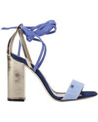 Elisabetta Franchi - Heeled Sandals Shoes Women - Lyst