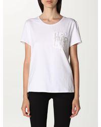 Liu Jo - T-shirt - Lyst