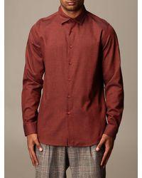 Alessandro Dell'acqua Shirt - Red