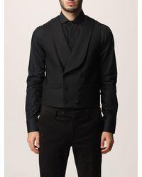 Brian Dales Suit Vest - Black