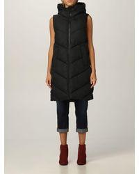 Save The Duck Waistcoat - Black
