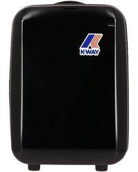 K-Way Travel Bag Men - Black