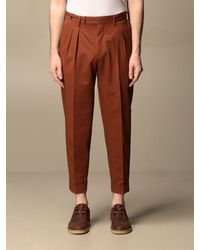 PT01 Trousers - Brown
