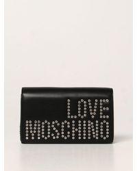 Love Moschino Sac bandoulière - Noir