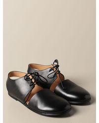 Marsèll Zapatos de cordones - Negro