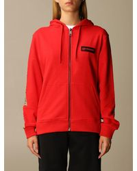 Burberry Sweatshirt - Red