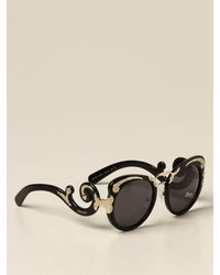 Prada Gafas - Negro