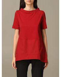 Alpha Studio T-shirt - Red
