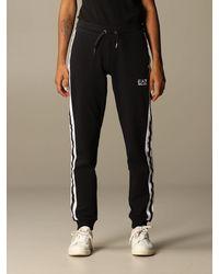 EA7 Trousers - Black