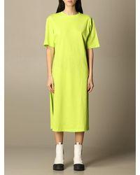 Armani Exchange Dress - Yellow