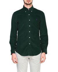 Polo Ralph Lauren Men's Shirt - Green