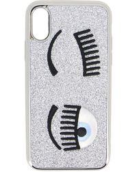 Chiara Ferragni Wink Iphone 7/8 Case - Metallic