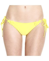 Patrizia Pepe - Swimsuit Swimwear Slip - Lyst
