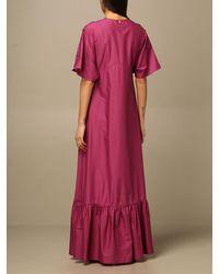 Manila Grace Dress - Purple