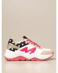 Manila Grace Sneakers - Black