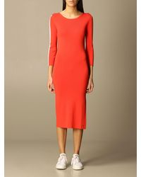 Armani Exchange Dress - Red