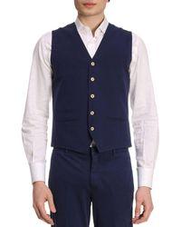 Circolo 1901 - Suit Vest Men - Lyst
