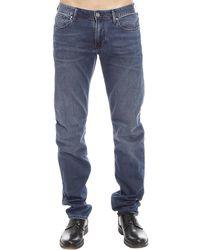 Armani Jeans Giorgio Armani Men's Jeans - Blue