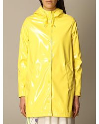 Love Moschino Jacket - Yellow
