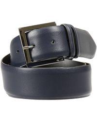 Alberto Guardiani - Classic Belt Leather - Lyst