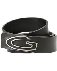 Alberto Guardiani Alberto Guardiani Men's Belts - Black
