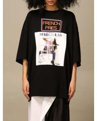MM6 by Maison Martin Margiela T-shirt - Black
