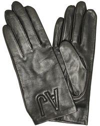 Armani Jeans - Gloves Woman - Lyst