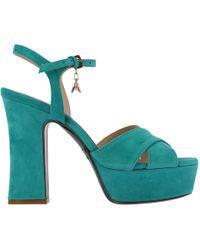 Patrizia Pepe | Heeled Sandals Women | Lyst