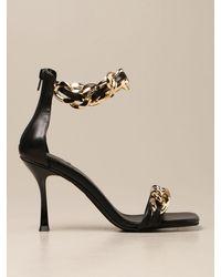 Jeffrey Campbell Heeled Sandals - Black