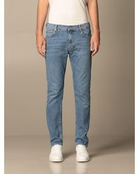 Mauro Grifoni Jeans - Blue