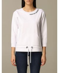 Emporio Armani Sweater - White