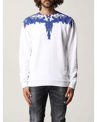 Marcelo Burlon Sweatshirt - Blanc