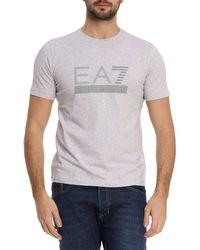 EA7 - T-shirt Men Ea7 - Lyst