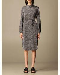 8pm Dress - Gray
