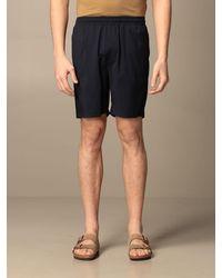 Mauro Grifoni Pantalones cortos - Azul