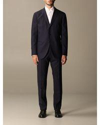 Boglioli Suit - Blue