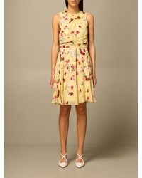 Anna Molinari Dress - Yellow