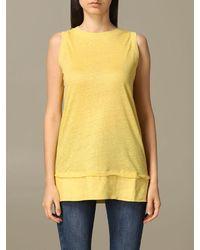 Alpha Studio Sweater - Yellow