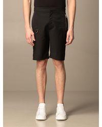 Les Hommes Short - Black