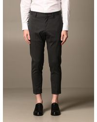 Low Brand Trousers - Grey