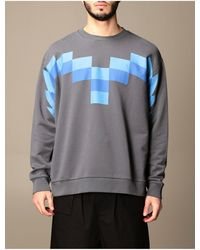 Marcelo Burlon Sweatshirt - Gris
