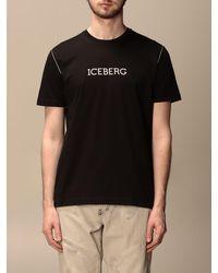 Iceberg T-shirt - Black