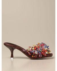 Jeffrey Campbell Heeled Sandals - Multicolour