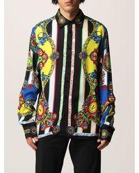 Versace Jeans Couture Chemise - Multicolore