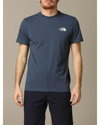 The North Face T-shirt - Blue