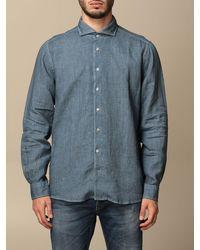 Gran Sasso Shirt - Blue