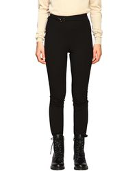 Patrizia Pepe Women's Trousers - Black