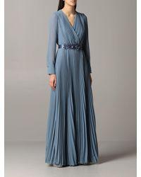 Max Mara Dress - Blue