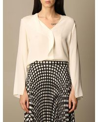 Theory Top - White