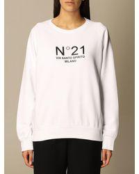 N°21 - Sweatshirt - Lyst